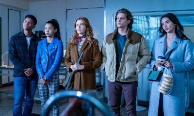 Nancy Drew Review The Journey of the Dangerous Mind Season 3 Episode 2