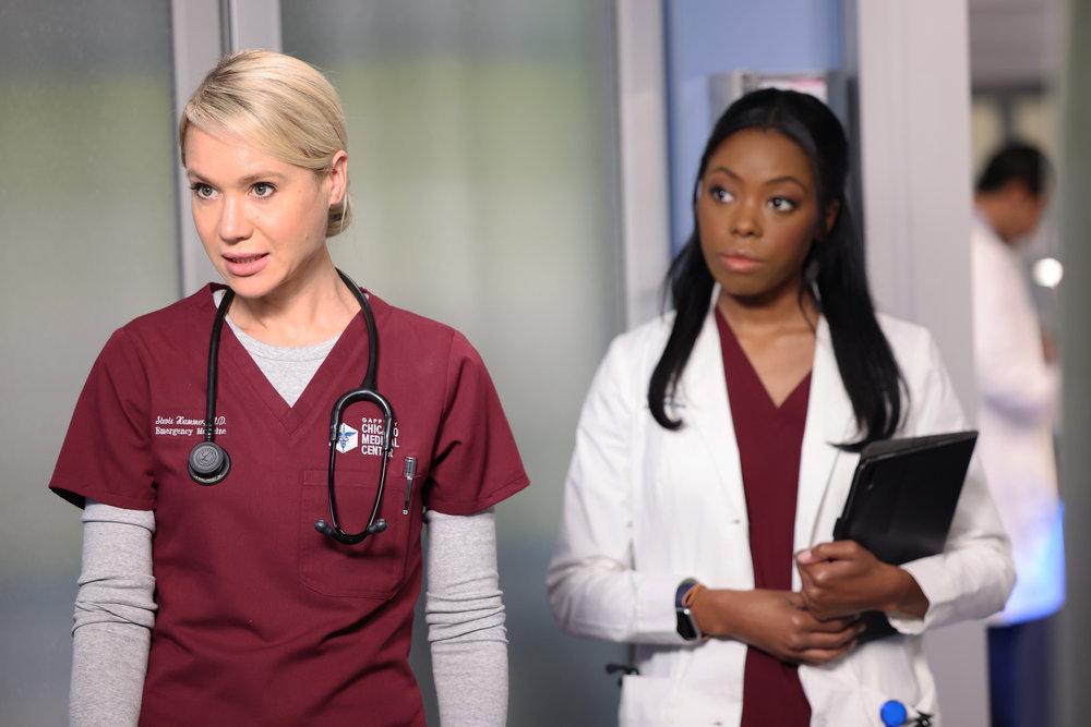 Chicago Med Recap Status Quo, aka The Mess We're In Season 7 Episode 4