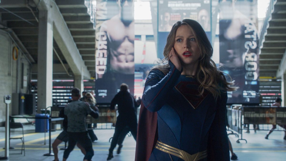 Supergirl Review Magical Thinking Season 6 Episode 14