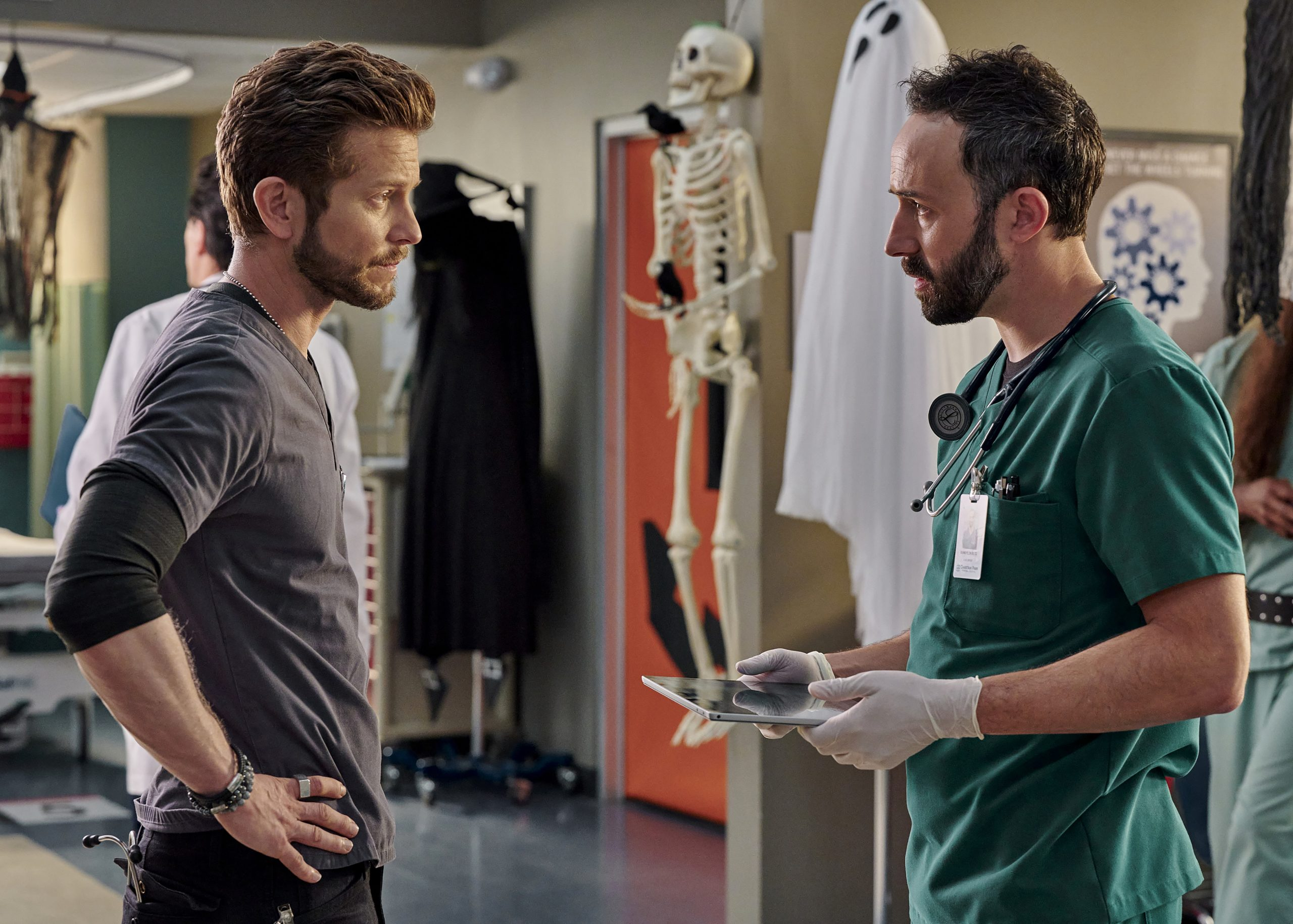 The Resident Review The Thinnest Veil Season 5 Episode 5
